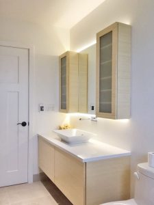 Bathrooms Counter Vancouver