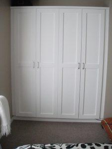 Closet doors custom