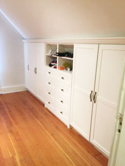 Closets, Laundry & More