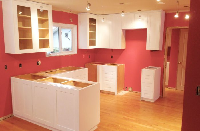 Kitchens & Pantries